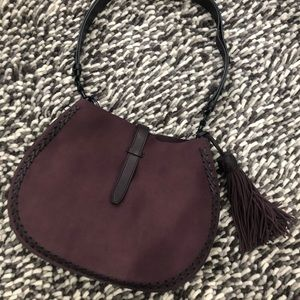 NWT ! Rebecca Minkoff Adjustable Strap Hobo bag